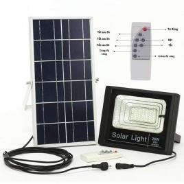 Đèn Năng Lượng Mặt Trời TTD- 100W